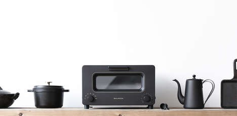 Humidifying Toaster Ovens