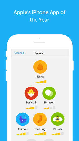Multi-Lingual Teaching Apps