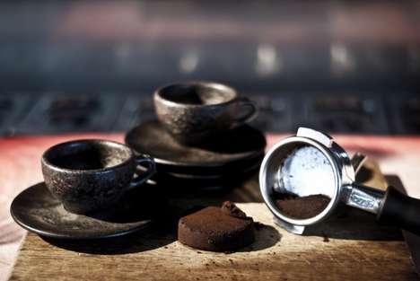 Coffee Bean Cups
