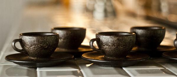 Cappuccino cup with saucer 190ml Kaffeeform