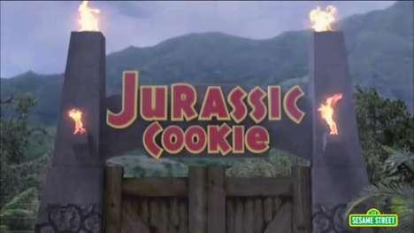 Jurassic Puppet Parodies