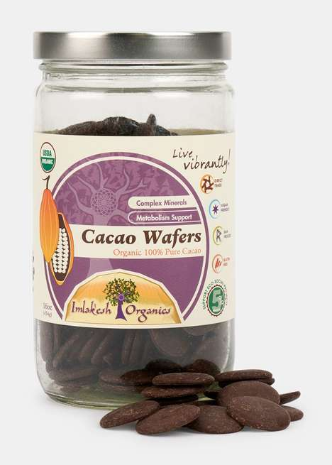 Organic Cacao Wafers