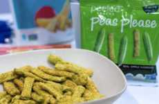 Organic Pea Snacks