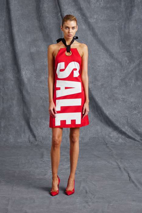 The Moschino Resort Line Glamorizes Retail Chiches