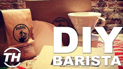 DIY Barista