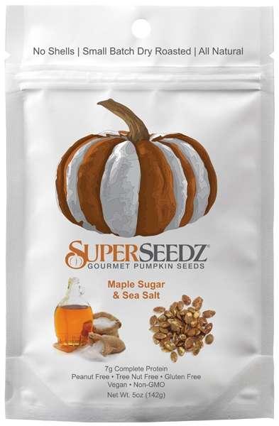 Gourmet Pumpkin Seeds