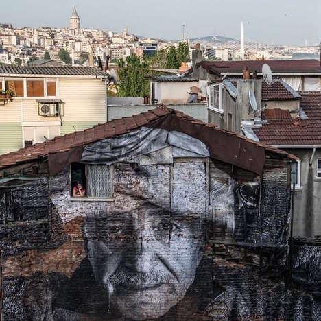 Elder-Respecting Street Art