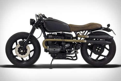 Respectfully Modernized Motorbikes