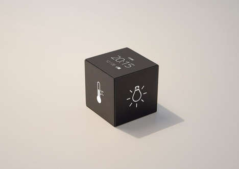 Simple Smart Home Devices - Cube by The Family of the Arts Makes Home Automation Extremely Easy