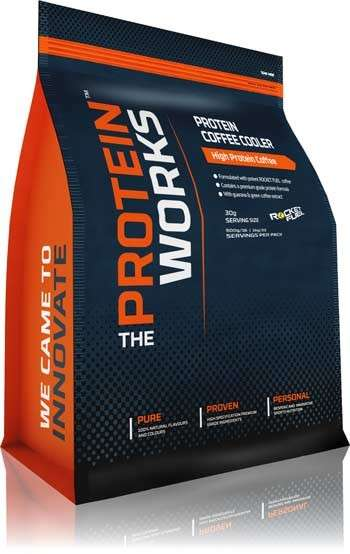 Protein-Infused Coffees