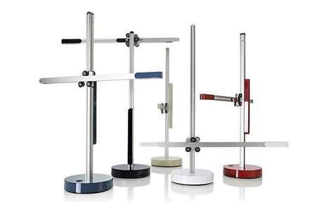 Three-Way Adjustable Lamps