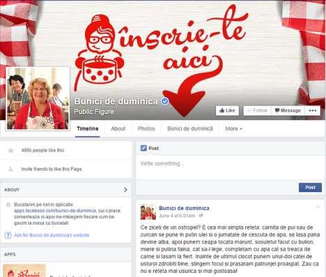 Senior-Engaging Social Media Campaigns