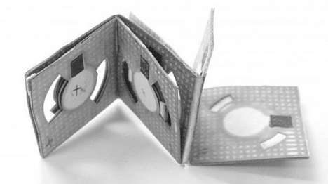 Origami-Inspired Batteries