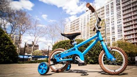 Hassle-Free Kids' Bikes