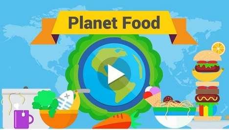 Interactive Food Classrooms