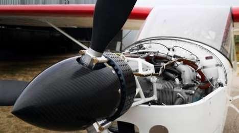Retrofitted Aircraft Engines
