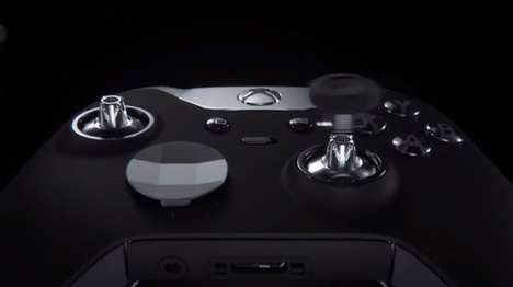Hardcore Gaming Pads - The Xbox One Elite Comes With Rearrangable Paddle Control