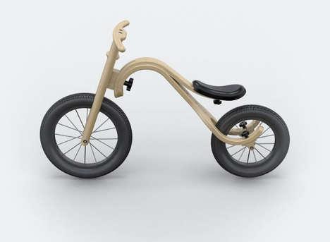 Transforming Hybrid Bikes