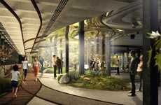 Sunlit Subterranean Parks (UPDATE) - New York's Lowline Lab Will be a Prototype of the Real Lowline