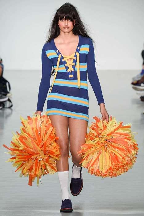 Extremely Flashy Sportswear