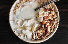 Superfood Quinoa Breakfasts - Pastry Affair's Coconut Almond Quinoa is a Healthy Homemade Cereal