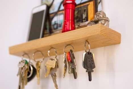 Magnetic Key Racks