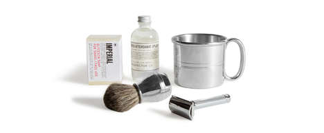 Artisanal Shaving Sets