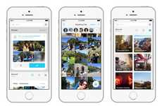 Seamless Photo-Sharing Apps - This New App Helps Users Share and Receive The Photos They Didn't Take