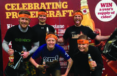 Cider-Endorsed Obstacle Courses - 'Tough Mudder' Competitors Rehydrate with an Aston Manor Cider