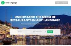 Menu Translation Apps - This Clever App Translates Any Menu into a Traveler's Native Language