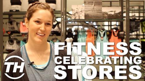Fitness-Celebrating Stores