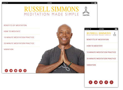 Transcendental Meditation Apps - This Mindful App is Endorsed by Music Mogul Russell Simmons