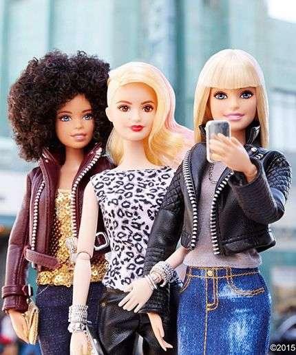 Individually Styled Dolls
