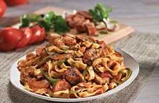 Jambalaya Pasta Dishes