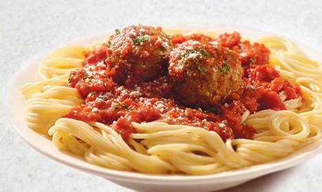Updated Italian Dishes
