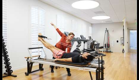 Workplace Wellness Centers