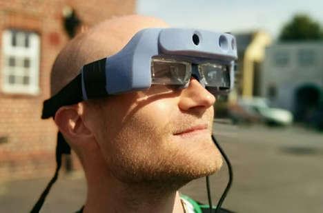 Vision-Enhancing Eyewear