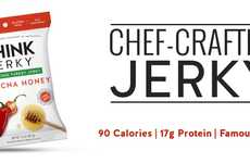 Chef-Curated Healthy Jerky - 'Think Jerky' is a Healthy and Delicious All-Natural Jerky Product