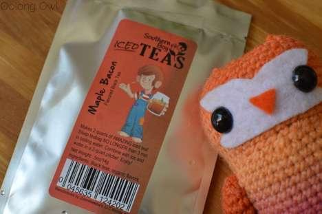 Meaty Cold Teas
