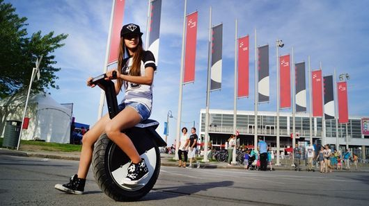 Single-Wheel Electric Scooters