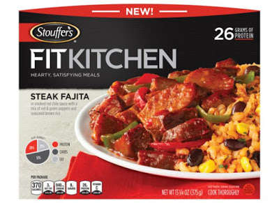 Healthy Man Meals - Stouffer's 'Fit Kitchen' Appeals to Guys with Protein-Rich Frozen Foods