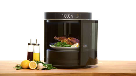 Taste-Preserving Microwaves