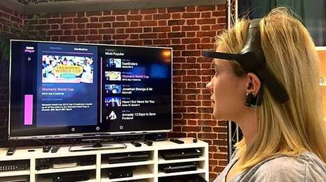Mind-Controlled Televisions