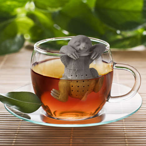 Sloth-Like Tea Infusers