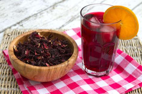 Hibiscus Iced Teas