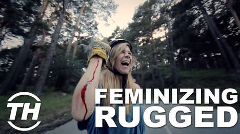 Feminizing Rugged