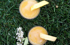 Indian Mango Iced Teas - This Mango Iced Tea is Great For Your Health and For Your Taste Buds