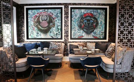 Artistically Upscale Restaurants