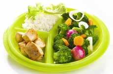 Portion Control Lunch Containers