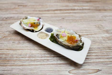 Modular Seafood Dishes